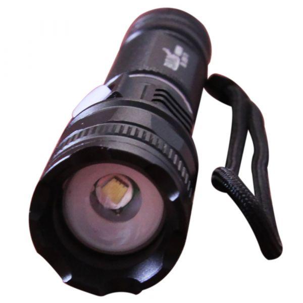 Фонарь ручной Bailong BL-558-T6