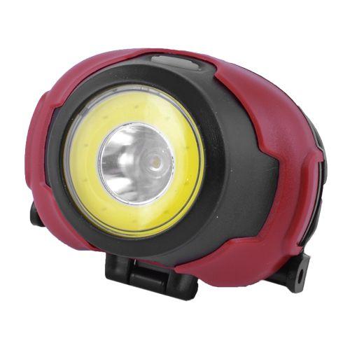 Ліхтар на чоло 1802-COB+LED