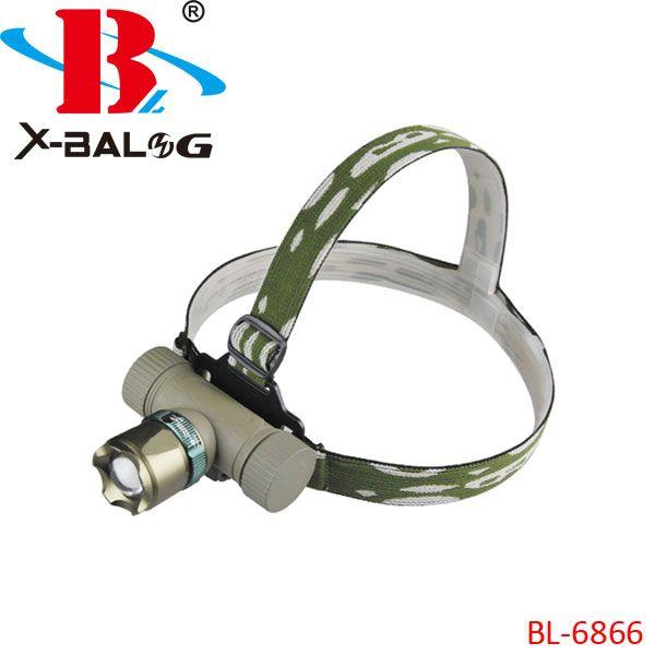 Ліхтар налобний Bailong Police BL-6866