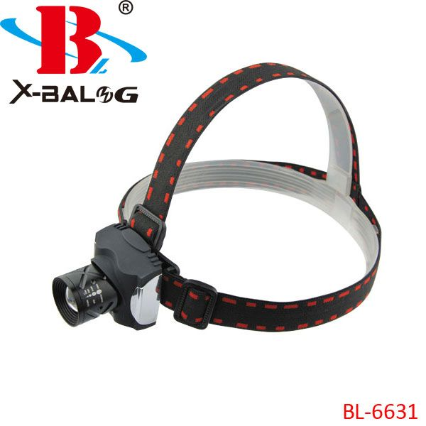 Налобный фонарик Bailong Police BL-6631