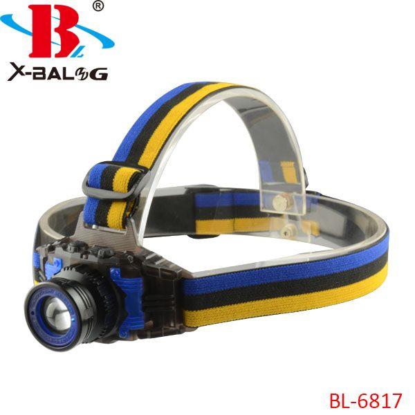 Налобний ліхтар Bailong Police BL-6817