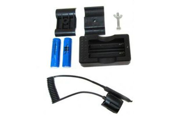 Подствольный фонарик Police BL-Q2800-T6