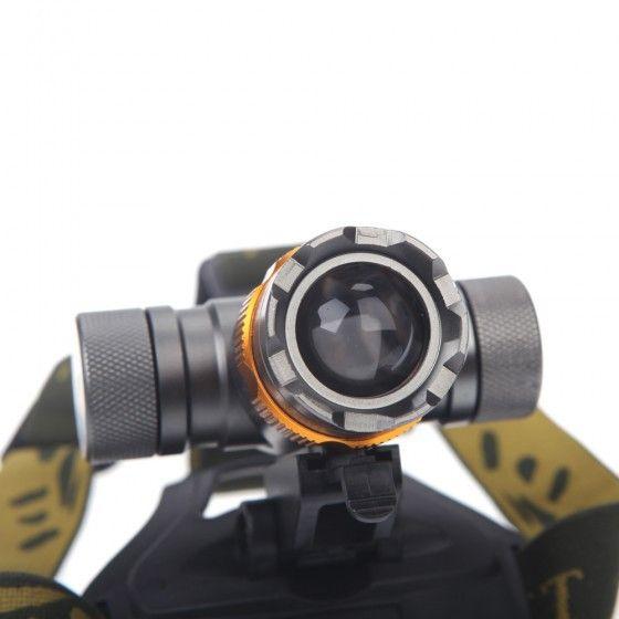 Ліхтарик на чоло Bailong Police BL-H820B