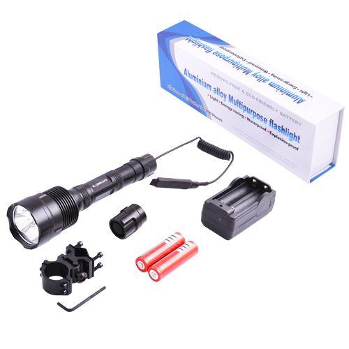 Подствольный фонарик Bailong BL-2811-T6