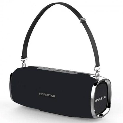 Bluetooth-колонка HOPESTAR-A6, StrongPower, PowerBank, black