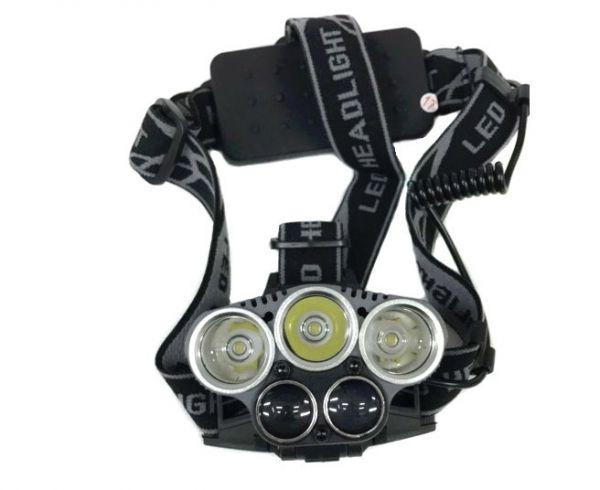 Налобный фонарик Bailong Police BL-K85-T6