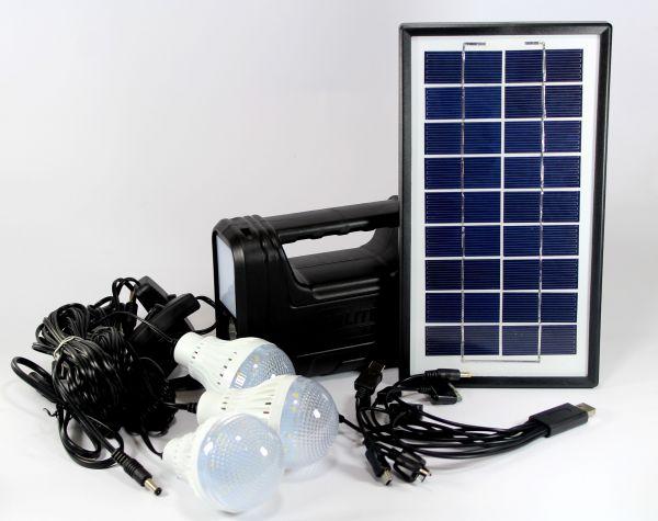 Портативная солнечная станция GDLITE GD-8012