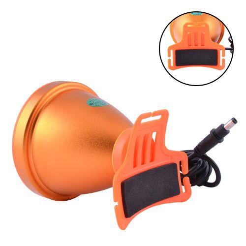 Налобный шахтёрский фонарь Small Sun ZY-H59-L2