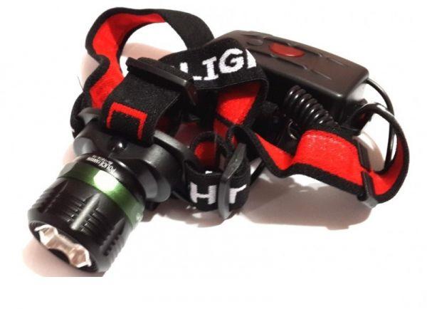 Налобный фонарь Bailong Police BL-T07A-T6