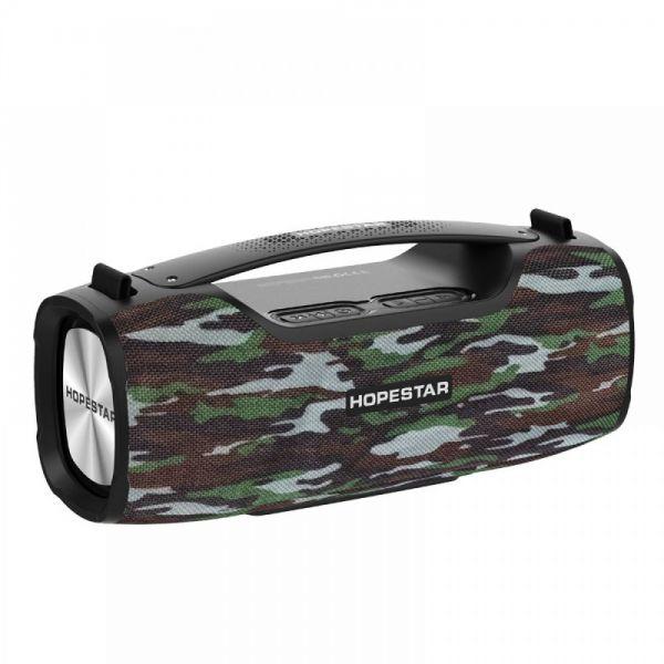 Bluetooth-колонка HOPESTAR-A6 PRO, StrongPower, c функцией speakerphone, КАРАОКЕ, black