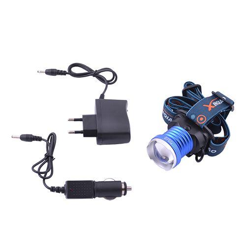 Налобний ліхтар Bailong Police BL-6807N