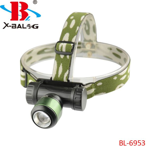 Ліхтар налобний Bailong BL-6953-T6