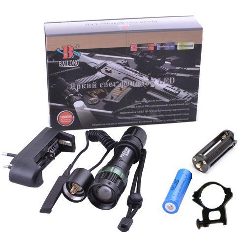 Ліхтарик підствольний Bailong Police BL-Q8455