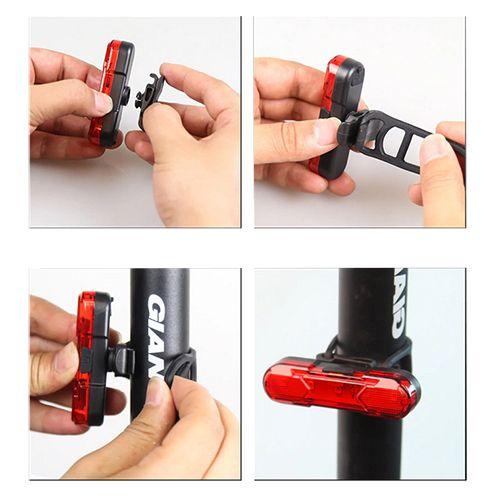 Велосипедний  STOP + Security 8821-5COB