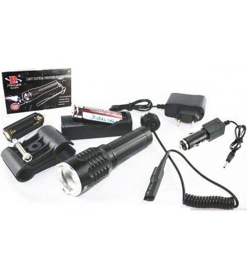 Подствольный фонарик Bailong Police BL-Q911-T6