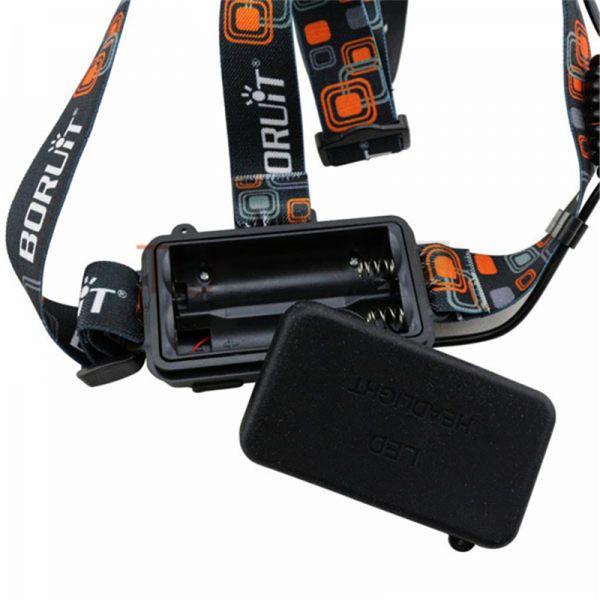 Ліхтар налобний Police RJ-3000 USB