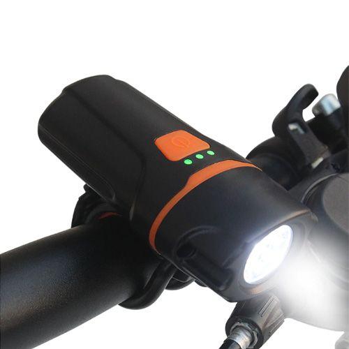 Фонарь на велосипед BC11Pro-XPE SMART LIGHT