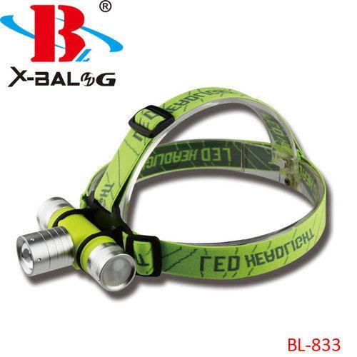 Налобний ліхтар Bailong Police BL-833 + PowerBank