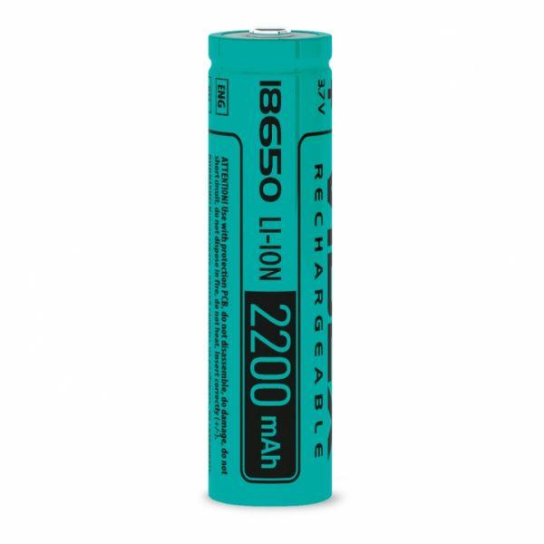 Аккумулятор Videx Li-Ion 18650(без защиты) 2200mAh