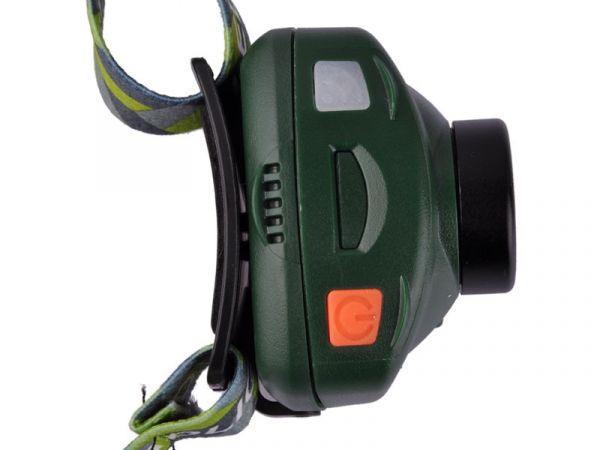 Налобный фонарь DX-1310 датчик движения