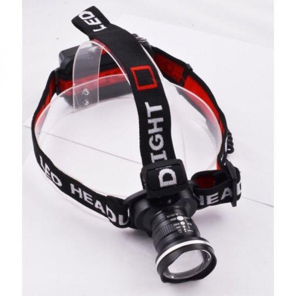 Налобний ліхтар Bailong Police BL-T07-T6