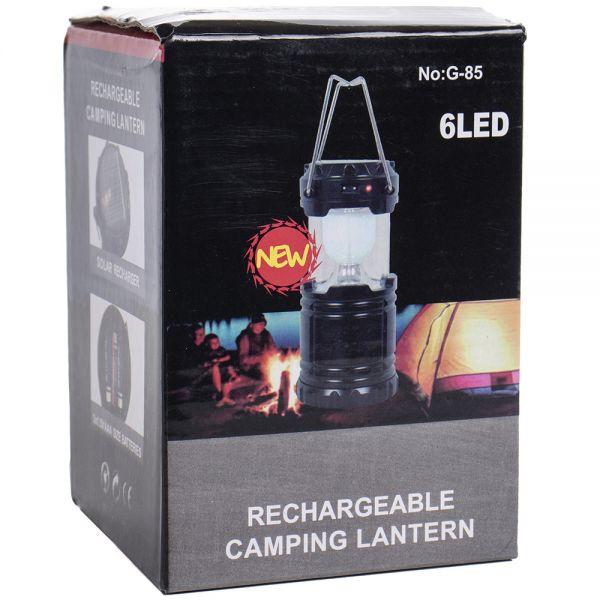 Кемпинговый фонарь Police G-85/G85