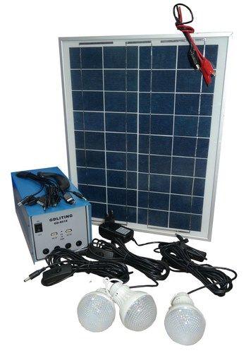 Портативная солнечная станция GDLITE GD-8018