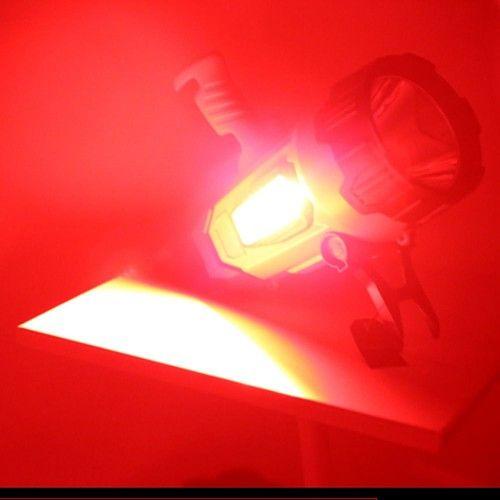 Ліхтар переносний HY-7006-T6+COB