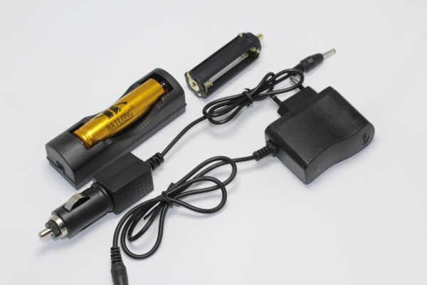 Тактичний ліхтар Bailong BL-A27-T6
