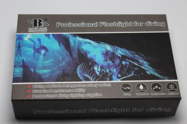 Подводный фонарик Bailong BL-8792-T6