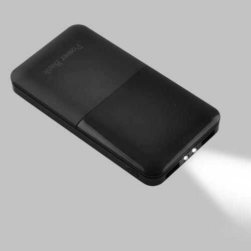 Power Bank JS-191 SMART CHARGE 3600mAh 2USB(1A+2A), цифровой дисплей с подсветкой