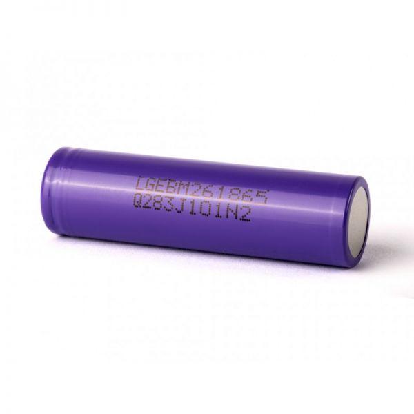 Акумулятор LG INR18650 M26 2600 mAh