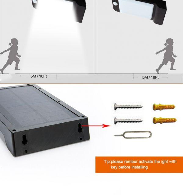 Вуличний світильник LQ-GY002