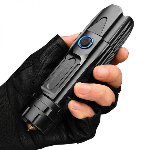 Тактичний ліхтар Police WD218 P70