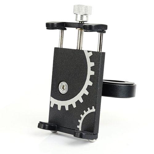Велосипедний тримач для телефона BG-087, ALUMINUM