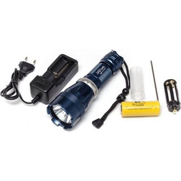Підводний ліхтар Bailong Police BL-8766-T6