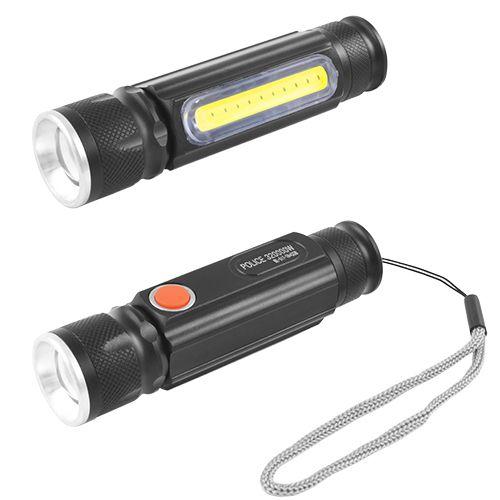 Ліхтарик Bailong BL-517-T6-COB
