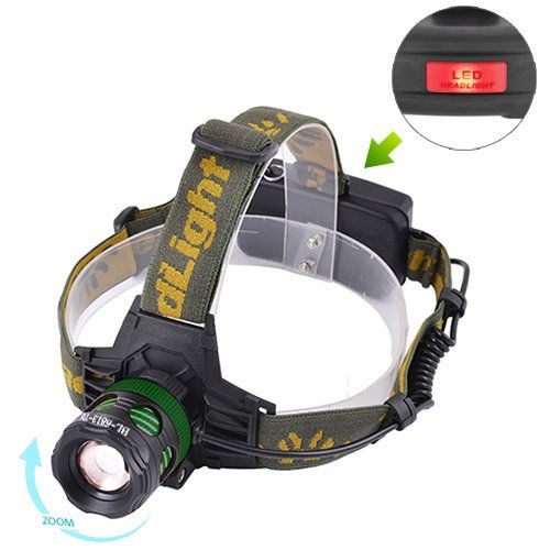 Ліхтар налобний Bailong Police BL-6813B-T6