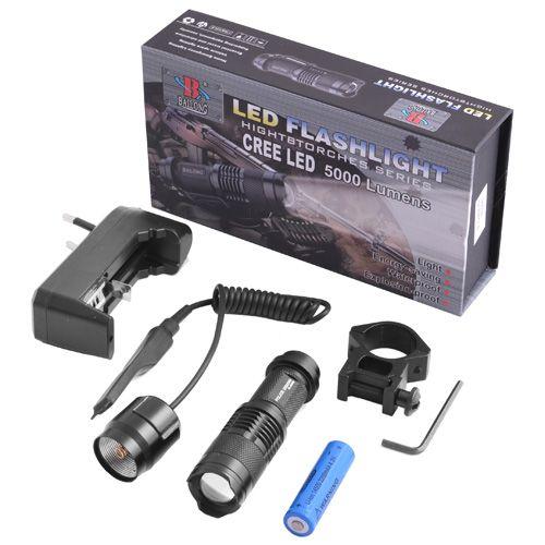 Подствольный фонарик Bailong Police BL-Q8468