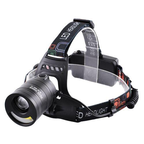 Налобний ліхтар Bailong Police BL-RJ-4000 T6