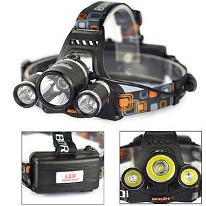 Налобный фонарь Bailong Police BL-6633-T6