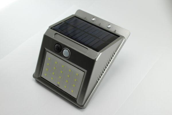 Садова лампа с сонячною панелю SH-A09