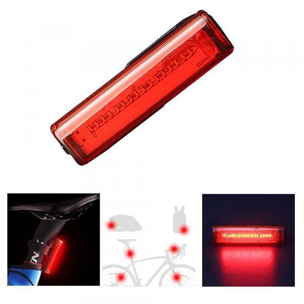 Велофонарь STOP + Security маячoк T15-16NANO LED red