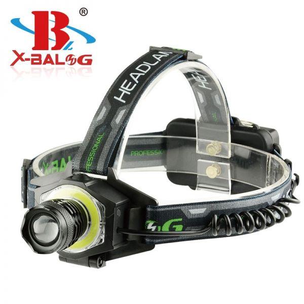 Налобный фонарик Bailong Police BL-T592
