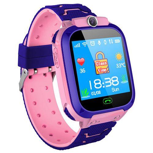 Smart часы детские с GPS TD07S (Желты, розовые, синие)