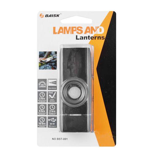 Велосипедний ліхтар BST-001/2278-XPE