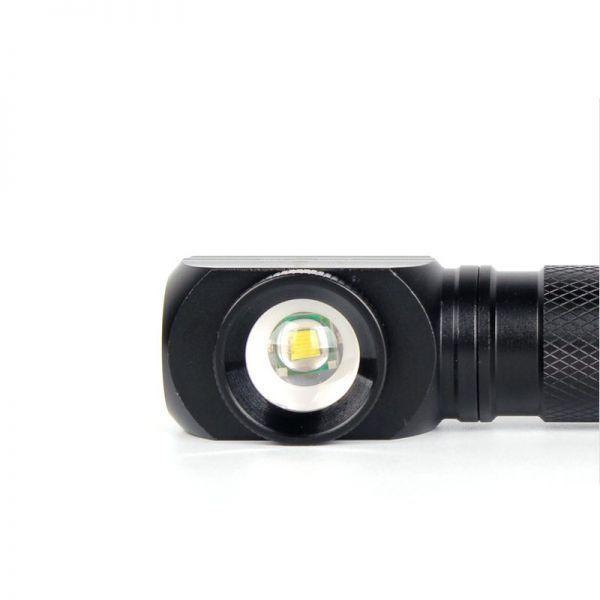 Ліхтар Police W01 (T6, USB)