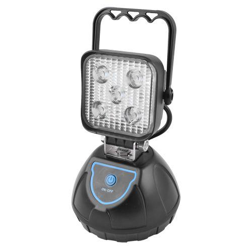 Прожектор світлодіодний WJ004-5XPE + мигалка