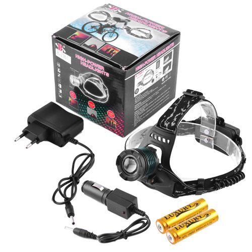 Ультрафіолетовий ліхтарик Bailong BL-2188-2 UV+Q5