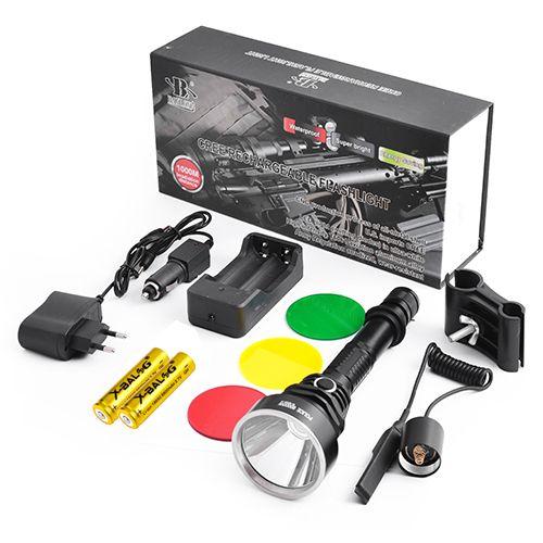 Підствольний ліхтарик Bailong Police BL-Q2805-T6